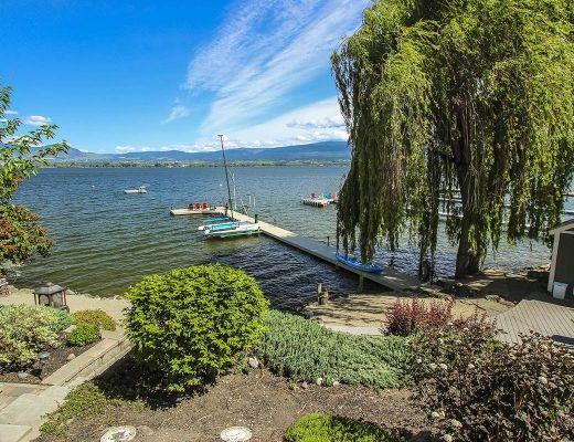 Lakeside Retreat - 5 Bdrm - West Kelowna (CVH)