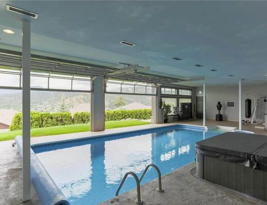 Diamond View - 5 Bdrm w/Heated Pool HT - Kelowna
