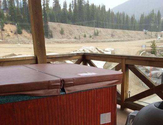 Moose Lodge - 2 Bdrm + Den HT - Apex