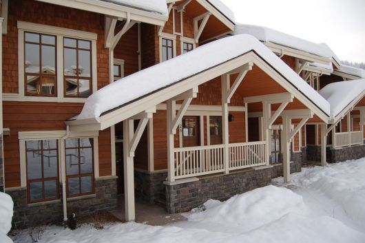Stone's Throw #41 - 2 Bdrm HT - Sun Peaks (TM)