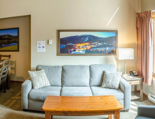 Nancy Greene's Cahilty Hotel & Suites - 3 Bdrm - Sun Peaks