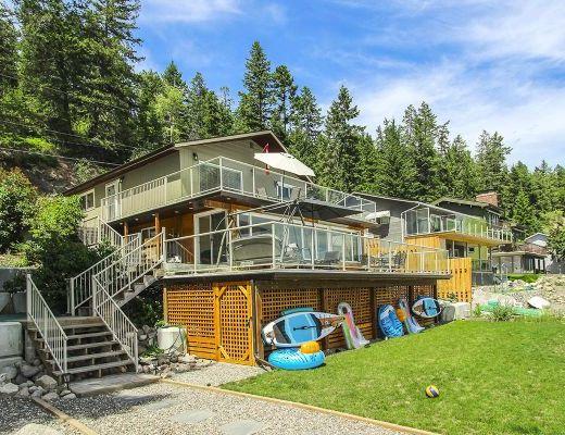 Summer Cabin - 5 bdrm - Vernon (CVH)