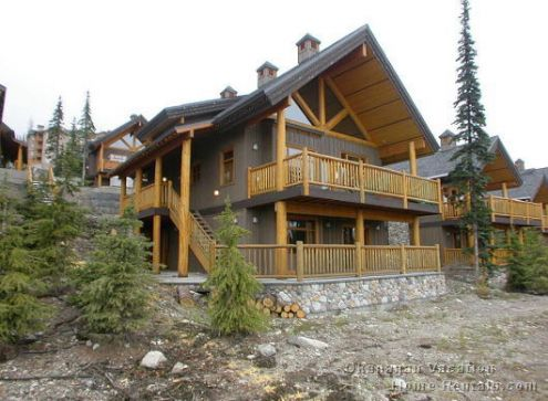 Bullet Creek Cabins - Big White