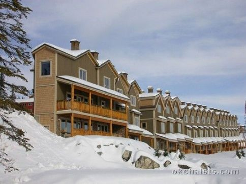 Whitetail Townhomes -  Big White