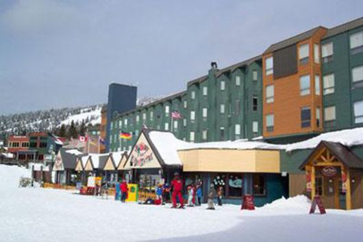 Whitefoot Lodge - Big White