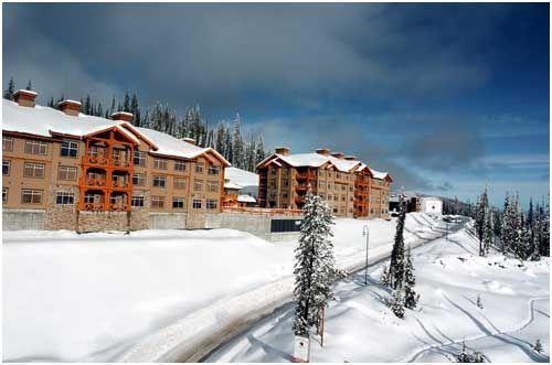 Sundance Resort - Big White