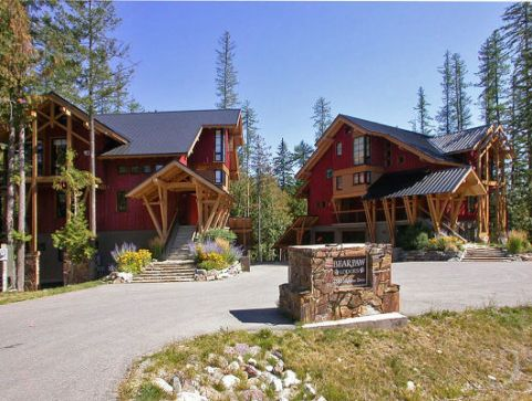 Bear Paw Lodge - Fernie