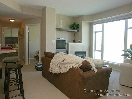Sunset Waterfront Resort - #1004 - 2 Bdrm - Kelowna