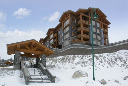 Stonegate Resort - 3 Bdrm + Loft HT (E) - Big White