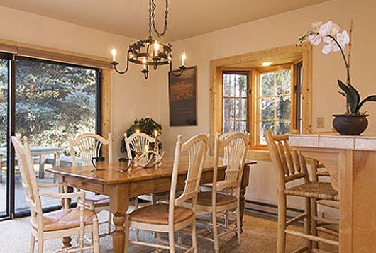Aspen House - 4 Bdrm + Loft - Jackson Hole
