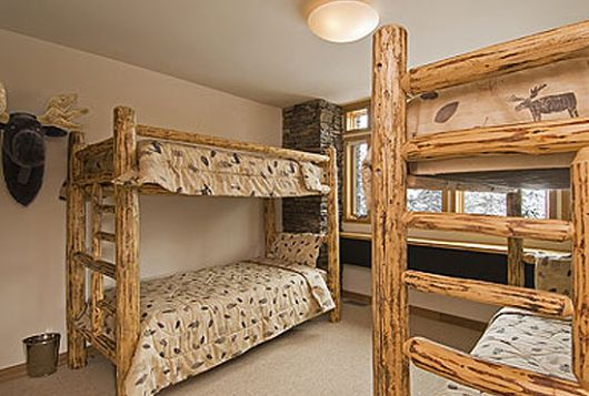 Iron H Lodge - 6 Bdrm HT - Jackson Hole