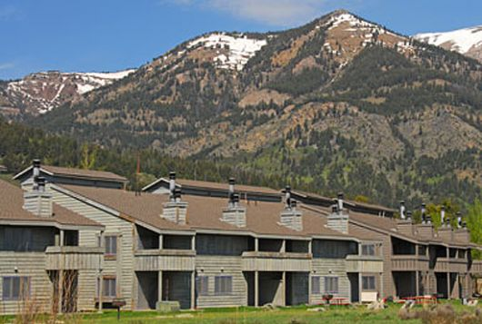 The Aspens - 2 Bdrm/2 Bath Deluxe - Jackson Hole