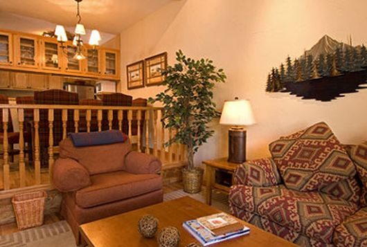 The Aspens - 2 Bdrm/2 Bath Standard - Jackson Hole