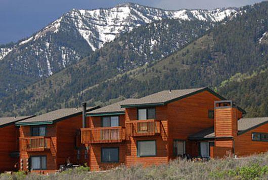 Teton village jackson hole for Teton cabin rentals