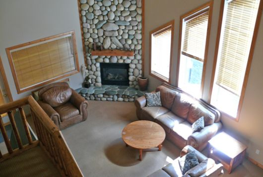 Chicamon Springs Lodge - 3 Bdrm + Loft HT - Kimberley