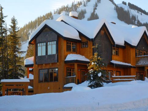 Copper Chalets -  4 Bdrm Deluxe HT - Red Mountain