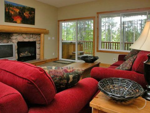 Lodges at Kimberley Ridge - 2 Bdrm HT - Kimberley