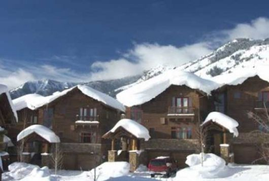Granite Ridge Lodge - 4 Bdrm HT - Jackson Hole (RMR)