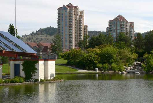 Sunset Waterfront Resort - Kelowna