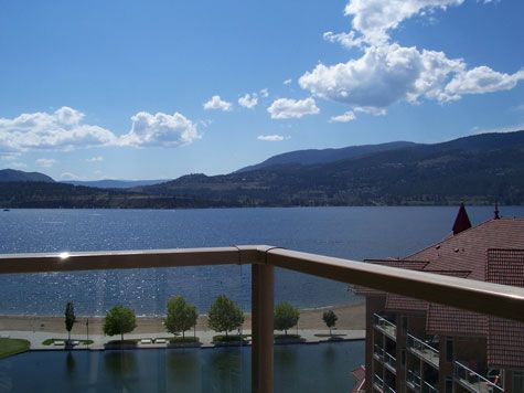 Sunset Waterfront Resort - #1005 - 1 Bdrm + Den - Kelowna (KRA)