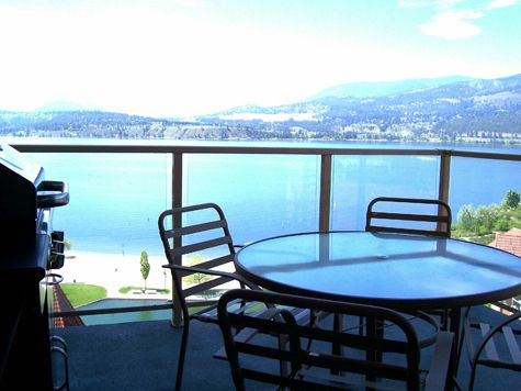 Sunset Waterfront Resort - #1206 - 2 Bdrm - Kelowna (KRA)