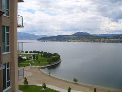 Sunset Waterfront Resort - #1506 - 2 Bdrm - Kelowna (KRA)