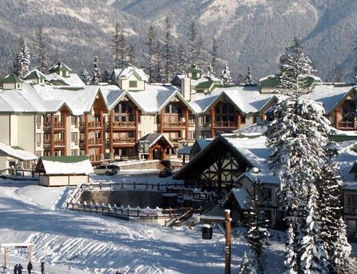 Lizard Creek Lodge - Studio - Fernie