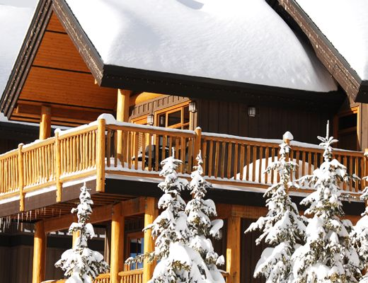 Bullet Creek Cabins - 4 Bdrm + Den HT (V) - Big White