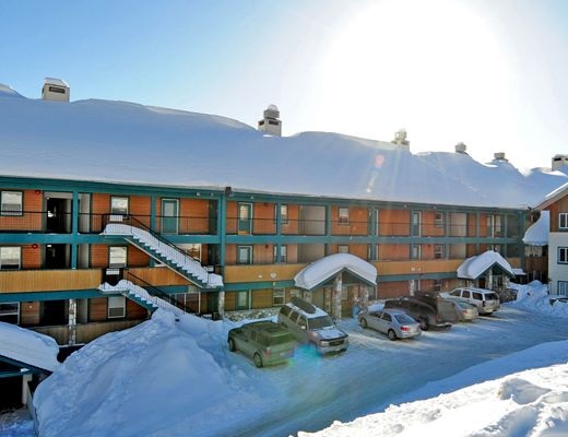 Chateau On The Ridge - 4 Bdrm (R) - Big White