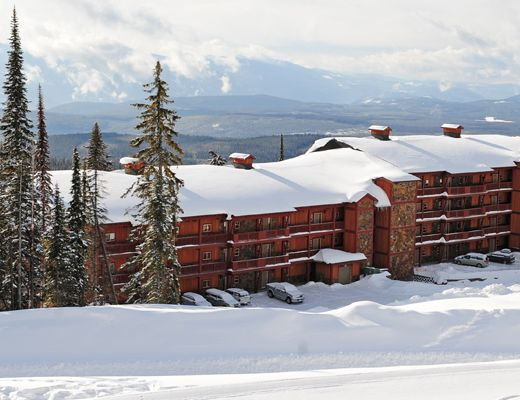 Copper Kettle Lodge - Big White