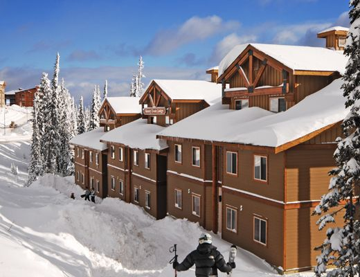 Snowy Creek - 2 Bdrm + Den HT (P) - Big White