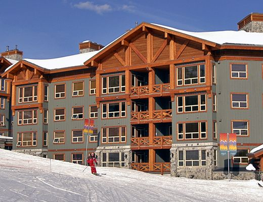 Stonebridge Lodge - Big White