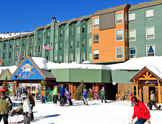 Whitefoot Lodge - 2 Bdrm (R) - Big White