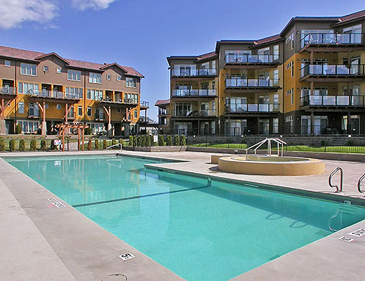 Barona Beach Lakefront Resort #6201 - 3 Bdrm - West Kelowna