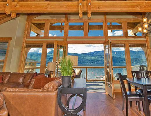 Carmel Beach Private Lodges - Shuswap