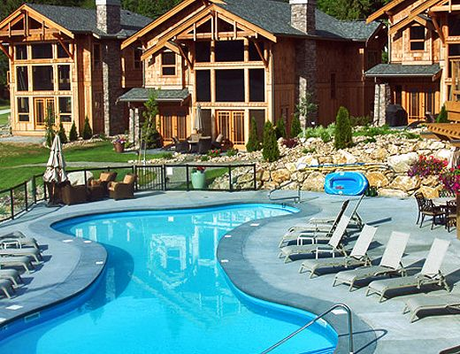 Carmel Beach Private Lodges - Shuswap