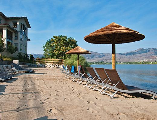 Walnut Beach Resort - 1 Bdrm - Lake View - Osoyoos