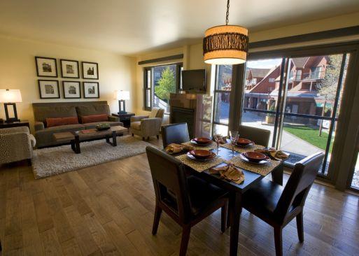 The Lowell - 4 Bdrm Penthouse (402) - Park City