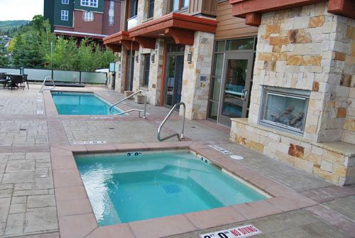 The Lowell - 4 Bdrm Penthouse (402) - Park City
