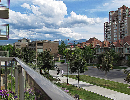 Waterscapes #228 - 2 Bdrm + Den - Kelowna