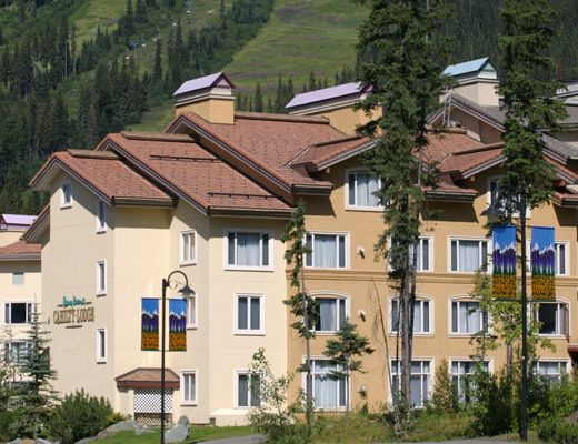Nancy Greene's Cahilty Hotel & Suites - 2 Bdrm - Sun Peaks