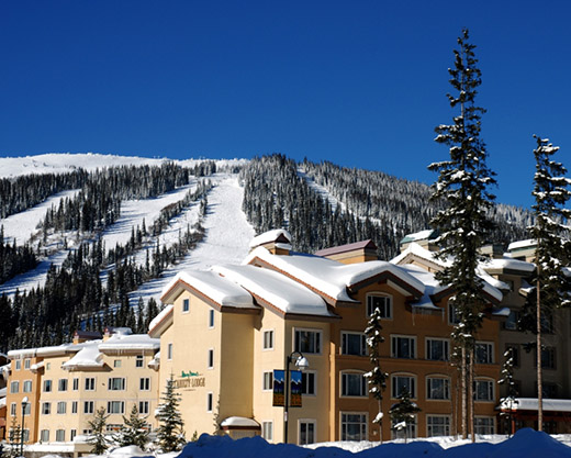Nancy Greene's Cahilty Hotel & Suites - Lofted Studio Full Kitchen - Sun Peaks