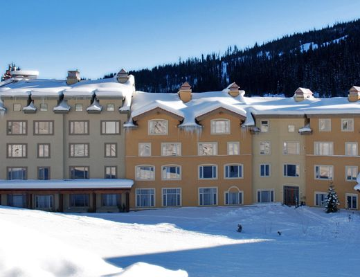 Nancy Greene's Cahilty Hotel & Suites - Deluxe Studio - Sun Peaks