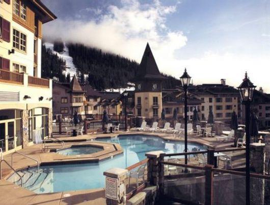 Sun Peaks Grand Hotel - Summit Club - Sun Peaks
