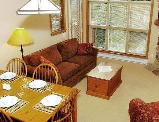 Crystal Forest #69 - 3 Bdrm HT - Sun Peaks