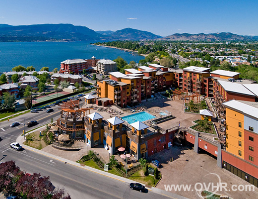Playa del Sol Resort - Kelowna