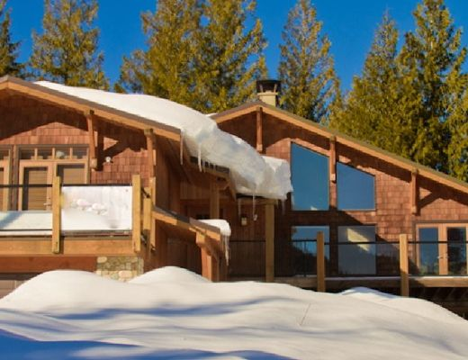 Olaus House - 5 Bdrm HT - Red Mountain