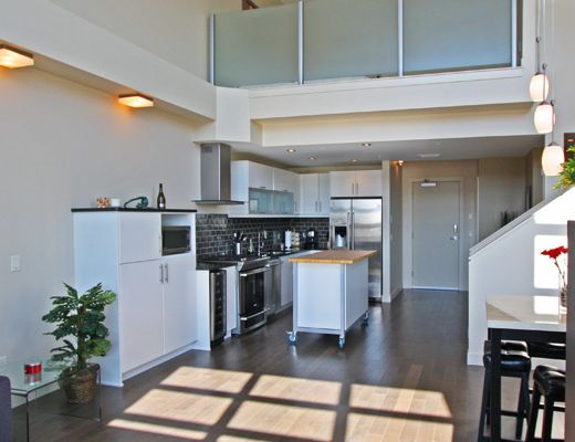 The Loft - 1 Bdrm + Loft - Kelowna