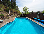 Poolside Executive - 2 Bdrm Suite w/ Pool HT - West Kelowna