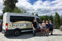 Okanagan Dinner & Wine Tours